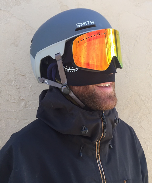 Facesaver Snowmobiling  Mask
