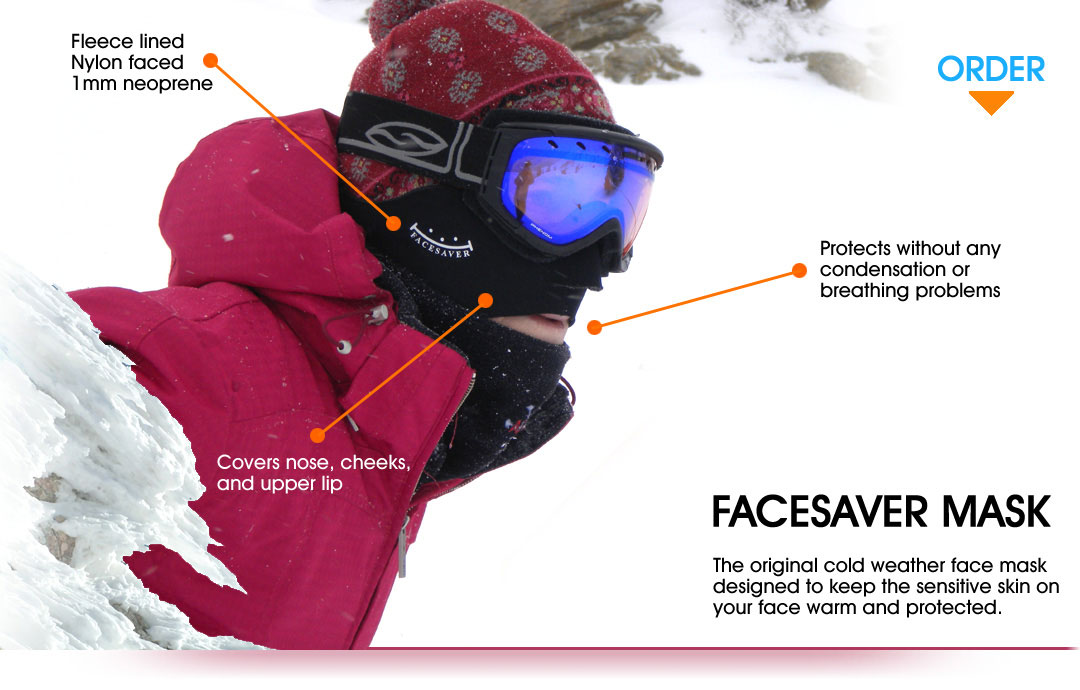 FaceSaver Mask